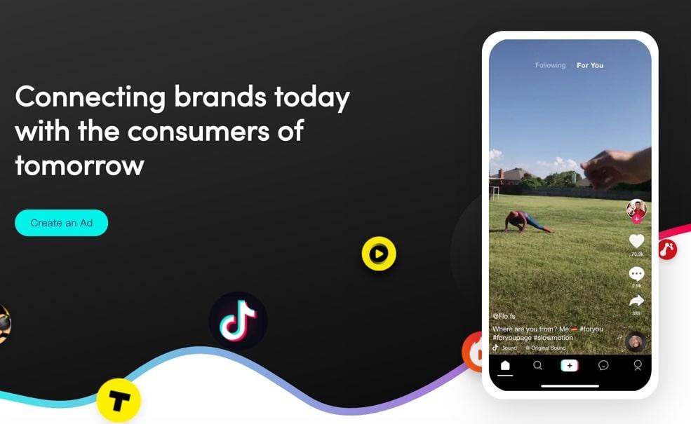 cara membuat iklan di tiktok ads