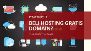 Cara Membeli Hosting Gratis Domain