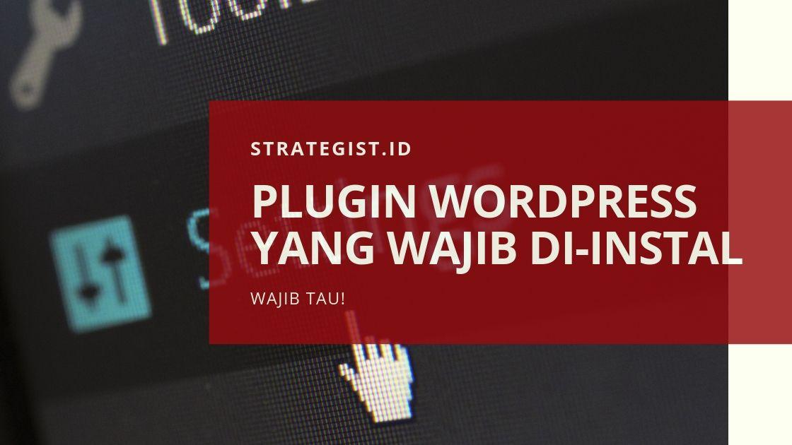 Daftar 15 Plugin Wordpress Wajib Ada di Blog untuk SEO (Edisi 2019) 1