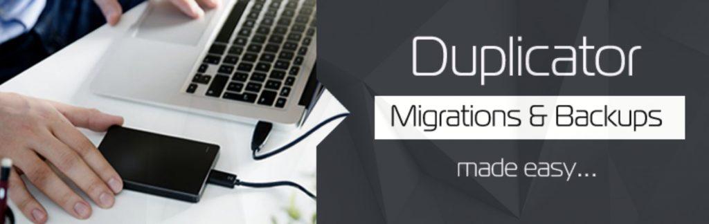 plugin wordpress duplicator