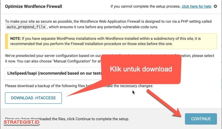 download htaccess wordfence plugin