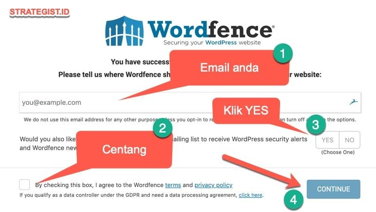 email wordfence