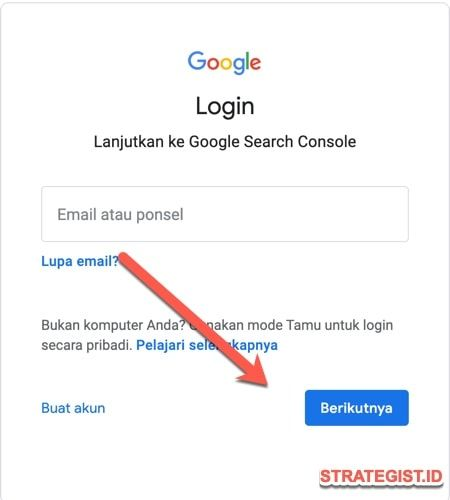 login gmail webmaster