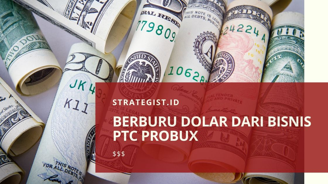Dolar dari PTC Probux