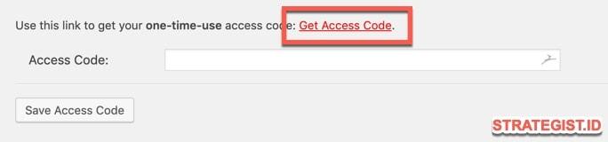 dapatkan akses google analytics