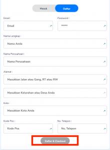 Cara Membeli Hosting Gratis Domain di Niagahoster (Disertai Gambar) 10