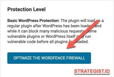optimasi firewall wordfence